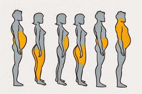 Семь причин лишнего веса