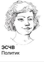 ПОЛИТИК  ЭСЧВ
